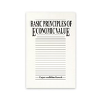 Basic Principles of Economic Value
