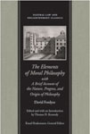 The Elements of Moral Philosophy with a Brief Account of the Nature, Progress, and Origin of Philosophy