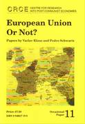 European Union or Not?