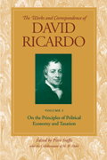 On the Principles of Political Economy and Taxation