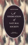A Vindication of Natural Society