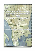 Obstacles to Trade, Growth, Investment and Competitiveness