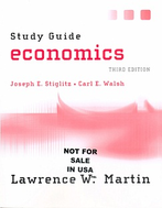 Study Guide for  Stiglitz and Walsh's Economics