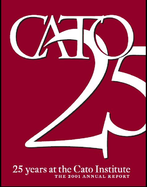 25 Years at the CATO Institute