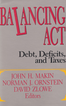Balancing Act - Debt, Deficits, and Taxes