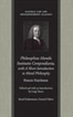 Philosophiae Moralis Institutio Compendiaria, with A Short Introduction to Moral Philosophy