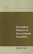 Secondary Market of Government Securities