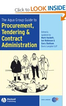 The Aqua Group Guide to Procurement Tendering and Contact Administration