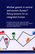 Whither growth in central and eastern Europe? Policy lessons for an integrated Europe