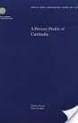 A Poverty Profile of Cambodia