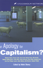An Apology for Capitalism?