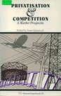 Privatisation and Competition