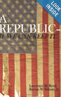 A Republic - If We Can Keep It